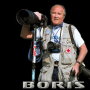 Boris Spremo: Toronto Star staff photographer