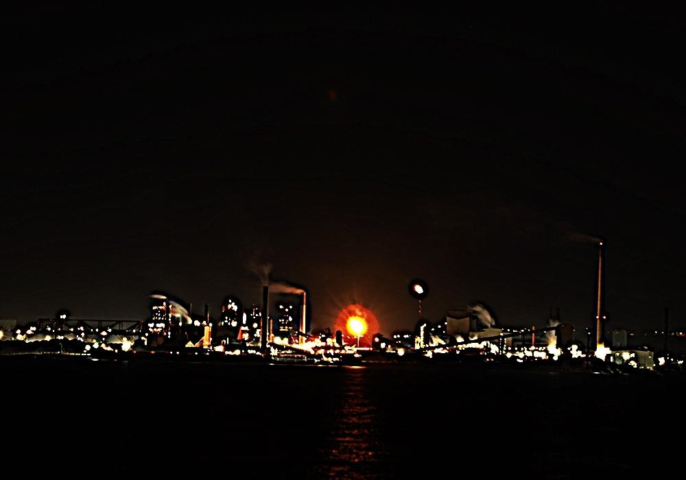 Burlington night photography 2019-10-26